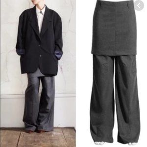Maison Martin Margiela×H&M Collab Skirt/ Pants SZ6